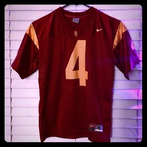 JUNIORS USC JERSEY $26 & PLEATED MINI SKIRT $24